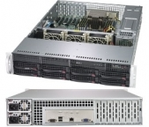 Supermicro AMD EPYC A+ Server 2013S-C0R Single Socket, 8x HDD, 2x 1GbE LAN, IR RAID  0, 1, 10